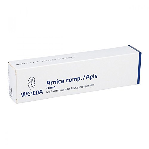 WELEDA Arnica comp. / Apis Salbe, 70 g Creme