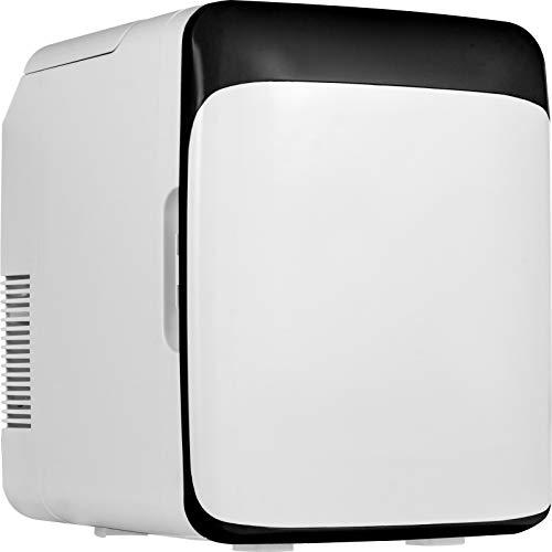 VEVOR Mini Kühlschrank, 10 L Minibar Kühlschrank, Mini Gefrierschrank, Kühlschrank Klein, Flaschenkühlschrank, Kleiner Kühlschrank, Minikühlschrank Lautlos, Kühlschrank Mini Mini Kühlschrank Günstig