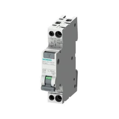 Magnetotermico differenziale compatto 16A 30mA - SIE 5SV13131KK16