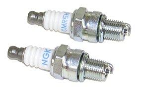 N2 268-5777 bujía, NGK #CMR5H. Utilizado en recortadores.