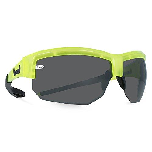 gloryfy unbreakable eyewear Sonnenbrille G4 RADICAL neon, grün