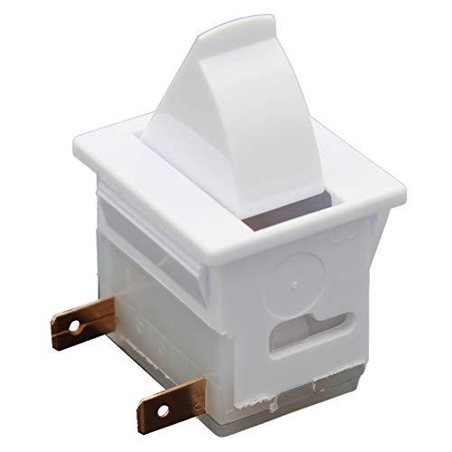Supplying Demand 1118894 Refrigerator Door Light Switch Replaces W11384469