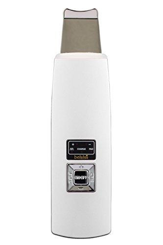 ビューティフルエンジェルウォーターピーリング美ルルアクアルファクラシック(ピュアホワイト)超音波美顔器beluluAquaRufaclassic