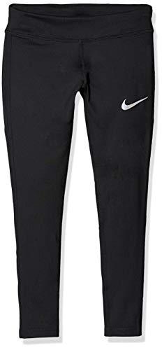 Nike G Nk Pwr Run Sporthose für Mädchen S Schwarz