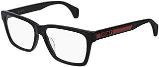 Eyeglasses Gucci GG 0466 OA- 002 BLACK /