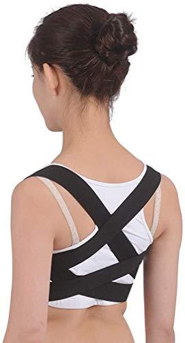 Corrección médica cifosis Cinturón Hombres y mujeres de belleza Corrección de la postura de la correa anti-jorobada niños Estudiante columna vertebral invisible articulación del hombro Ortesis