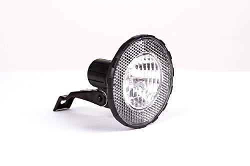Scheinwerfer Front Fahrrad Licht Halogen 6V 2.4W inklusiveHalter