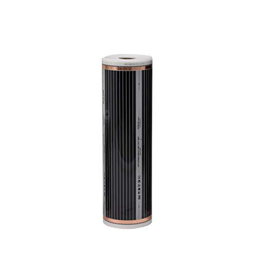 Fußbodenheizung elektrisch 0,5x2m für Laminat Parkett Holz Vinyl Dielen Linoleum