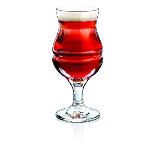 Visiodirect Lot de 6 Verres à bière Ale - 40 cl