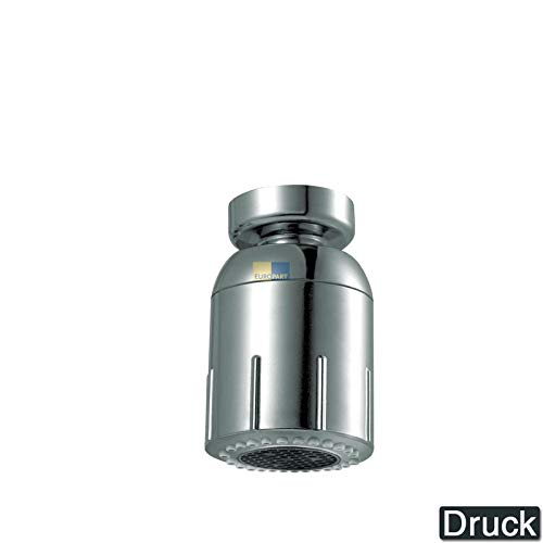 LUTH Premium Profi Onderdelen Aerator met kogelgewricht IG M22 AG M24 voor keukenkraan Druk Neoperl 07812747 VARIOlino