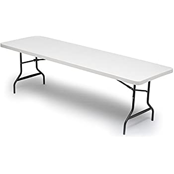"""Iceberg 30"""" x 96"""" Folding Table, Platinum, IndestrucTable TOO 500 Series (MADE IN USA)"""