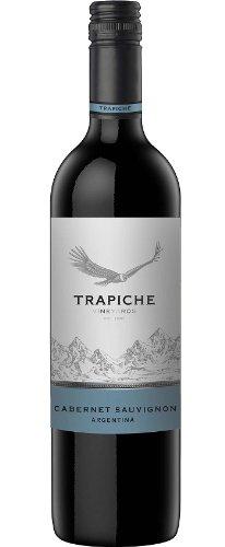 6x 0,75l - 2019er - Trapiche - Cabernet Sauvignon - Argentinien - Rotwein trocken