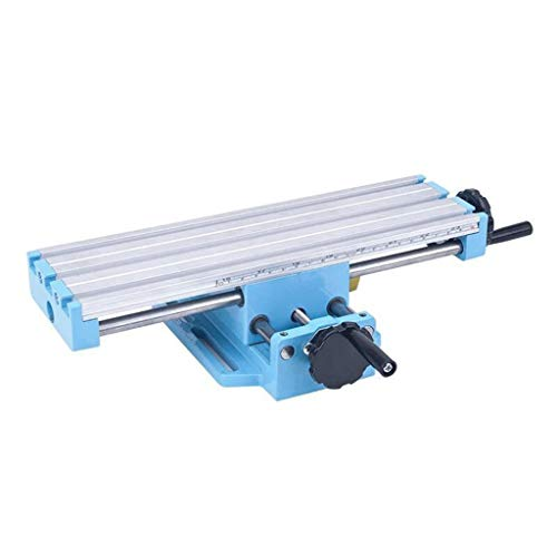 Guangtian Mini-Präzisions-Fräsmaschinen-Schraubstock Multifunktionale Tischbohrmaschine Mit Kreuzverstellung