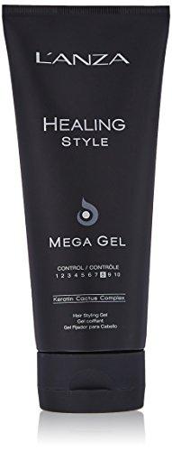 LANZA Healing Style Mega Gel, 6.8 oz.