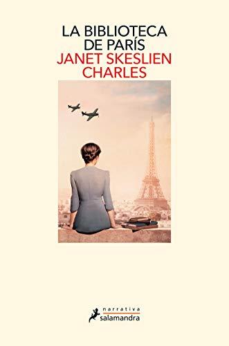 La biblioteca de París (Narrativa)