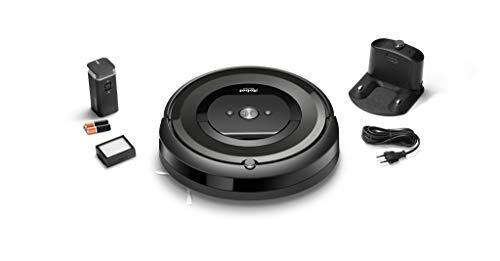 iRobot Aspiradora Robot Roomba E5158 WiFi - 11