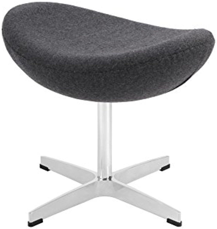 Hoker zu Sessel Retro DIXON EGG Gepolstert Design Vetrostyle