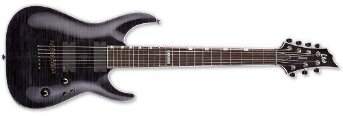 ESP LTD Deluxe H-1007 STBK · Guitarra eléctrica