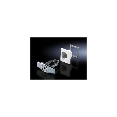 Rittal sz RITT Knebelgriff Ausführung B mit Sicherheitszylinder-Einsatz