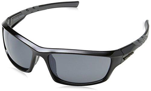 Eyelevel Canyon Gafas de sol, Negro (Black/Grey), 60 para Hombre