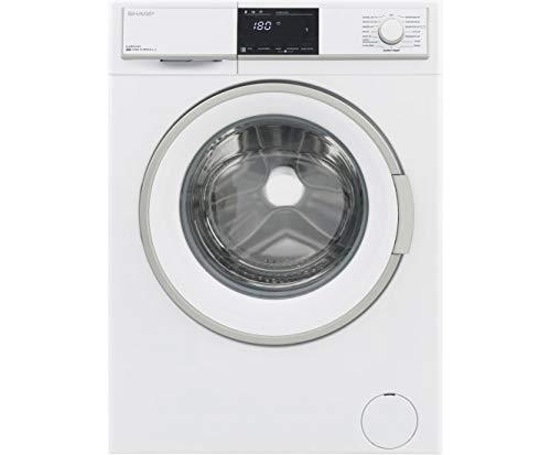 Sharp ES-HFB9143W3-DE Waschmaschine, weiß