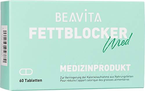 BEAVITA blocca grassi - 60 compresse - un aiuto per la dieta - principio attivo 100% a base vegetale - dimagrire con le compresse fettbinder - realizzate con fibre della frutta del baoba