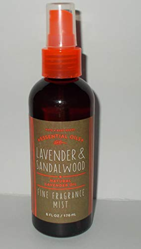 Bath & Body Works Fine Fragrance Mist Lavender & Sandalwood