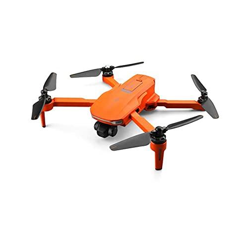 HJRBM Drone FlyCam Quadcopter UAV con cámara 4K Gimbal de 2 Ejes Tiempo de Vuelo de 35 Minutos, para Principiantes