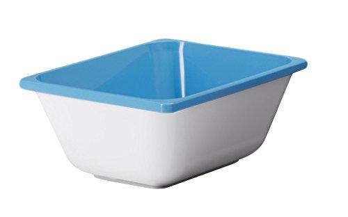 IKEA VARIERA Schublade Tablett für Kleinteile Schüssel blau
