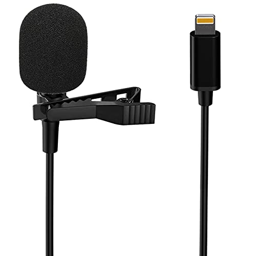 Microphone for iPhone,Professional External...