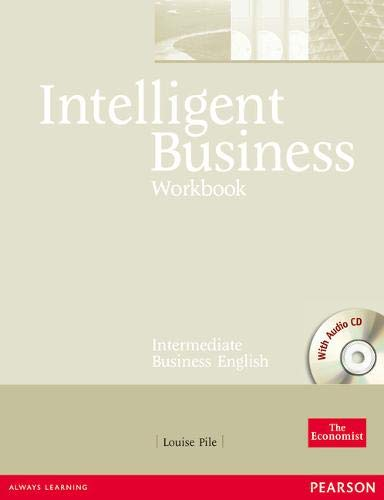 Intelligent Business Intermediate Workbook and CD pack: Industrial Ecology
