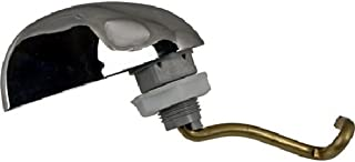 American Standard 7384730020A Left Hand Metal Trip Lever, Pressure Assist, Polished Chrome