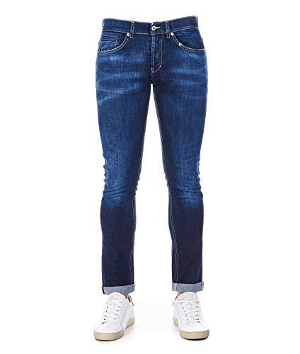 Dondup Luxury Fashion Herren UP232DS025701800 Blau Jeans | Frühling Sommer 20
