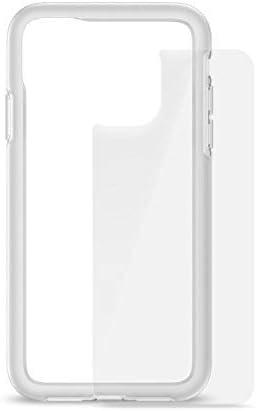 Artwizz Bumper Secondback Set Designed Für Iphone 11 Schutzrahmen Rückseiten Schutzglas Elektronik