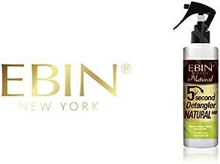 Ebin New York Natural 5 Second Detangler Natural Hair (8.5 FL OZ)