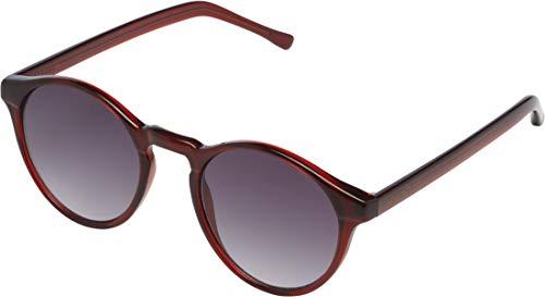 KOMONO Sonnenbrille Devon, Größe:OneSize, Farben:Burgundy