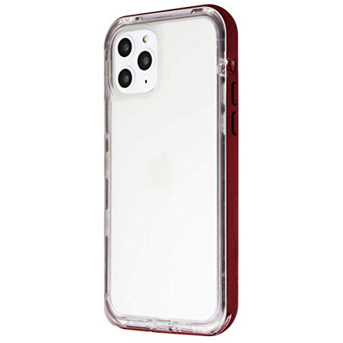 LifeProof Next Case for Apple iPhone 11 Pro (5.8-inch) - Raspberry Ice Red (Renewed)