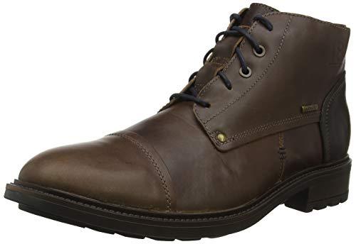 Josef Seibel Herren Oscar 23 Klassische Stiefel, Braun (Moro Ma145 330), 46 EU