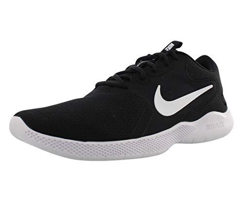 Nike Men's Flex Experience Run 9 Shoe, Black/White-Dark Smoke Grey, 11 4E US