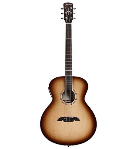 Alvarez ABT60ESHB Artist Series Baritone Shadowburst Acoustic Electric Guitar