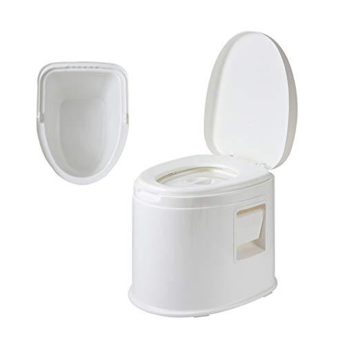 Toalettartiklar medicinsk inomhus avec baril intergraverad, toalett mobil för personlig inredning och toalett squat pit, Tabouret assis de changement de fosse de squat