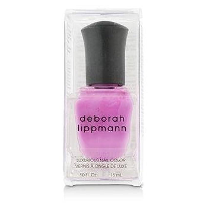 印象派切り刻むシャツ【deborah lippmann】【デボラリップマン】ポリッシュ ピンク系 15mL (シーボップ)