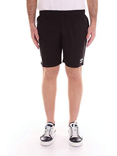 UMBRO Erwachsene New Club Shorts, Black, L