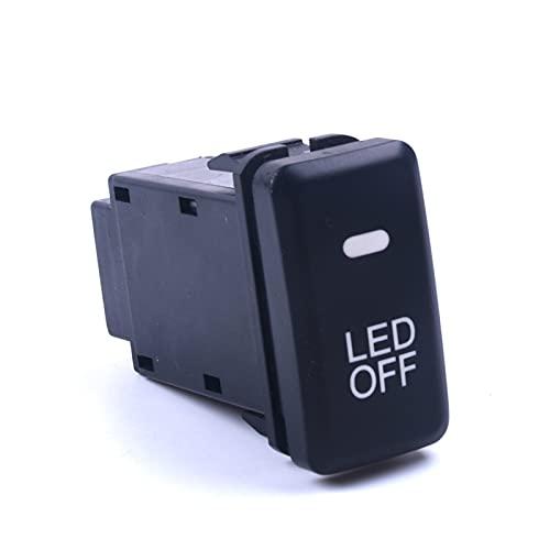 RJJX Ajuste para Toyota HILUX Vigo El más Nuevo Interruptor de Luces de Funcionamiento de la luz de la luz del automóvil de 12V de 12V