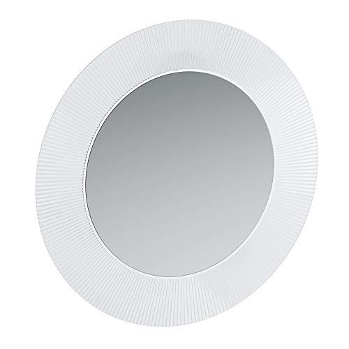Laufen Kartell Spiegel mit indirekter LED Beleuchtung für transparente Spiegel, Farbe: Grün