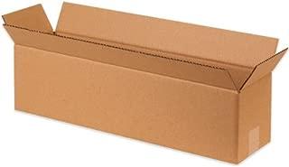 Aviditi Single-Wall Long Corrugated Box, 20