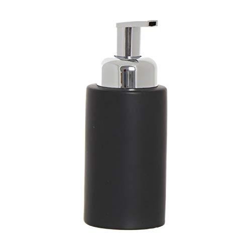 Home Gadgets zeepdispenser, 18 cm, zwart