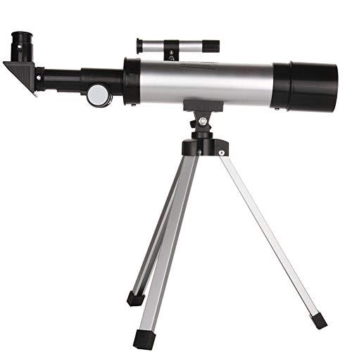 JSX Telescopio Astronómico Profesional 18X60 con El Trípode Al Aire Libre Telescopio...