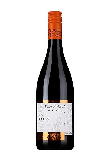 Cricova | Orasul Subteran Feteasca Neagra – Rotwein trocken aus Moldawien 0.75 L