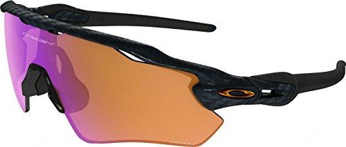 Oakley Radar Ev XS 900104 31, Gafas de Sol Unisex Niños, Negro (Carbon Fiber)